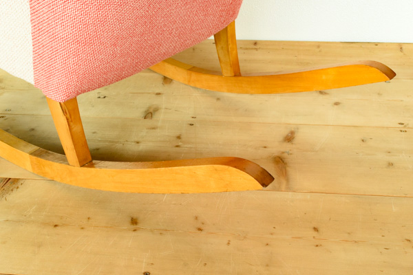 北欧家具 フィンランド製 ビンテージ ロッキングチェア