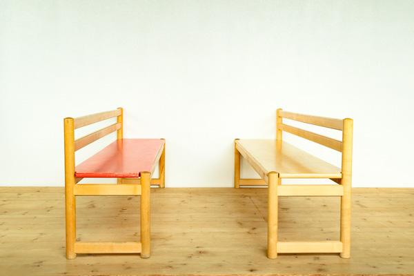 北欧家具 フィンランド ベンチ