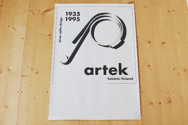 北欧 artekポスター