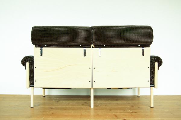 北欧家具 フィンランド製 ウリヨ・クッカプーロ サターナス