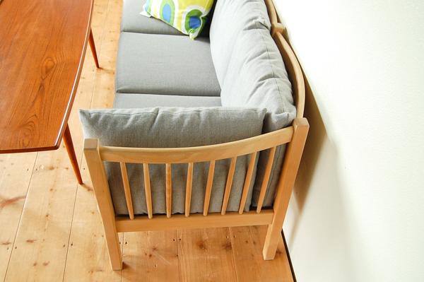 北欧家具 デンマーク 3シーターソファ