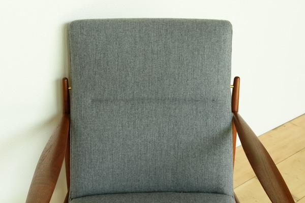 北欧家具 デンマーク シングルソファ