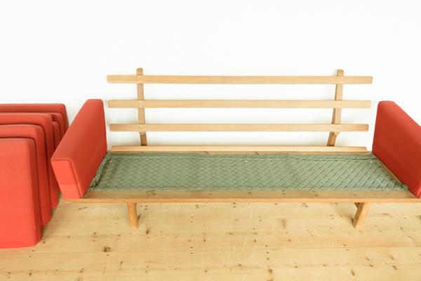 北欧家具 デンマーク ハンス・J・ウェグナー GE236 3シーター