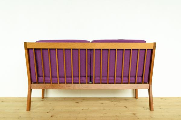 北欧家具 デンマーク 2シーターソファ