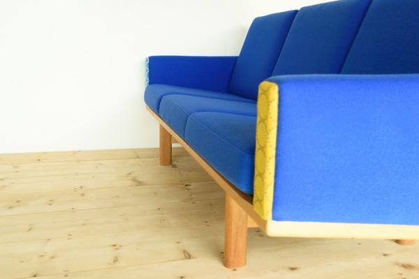 北欧家具 ハンスJウェグナー ソファ GE236