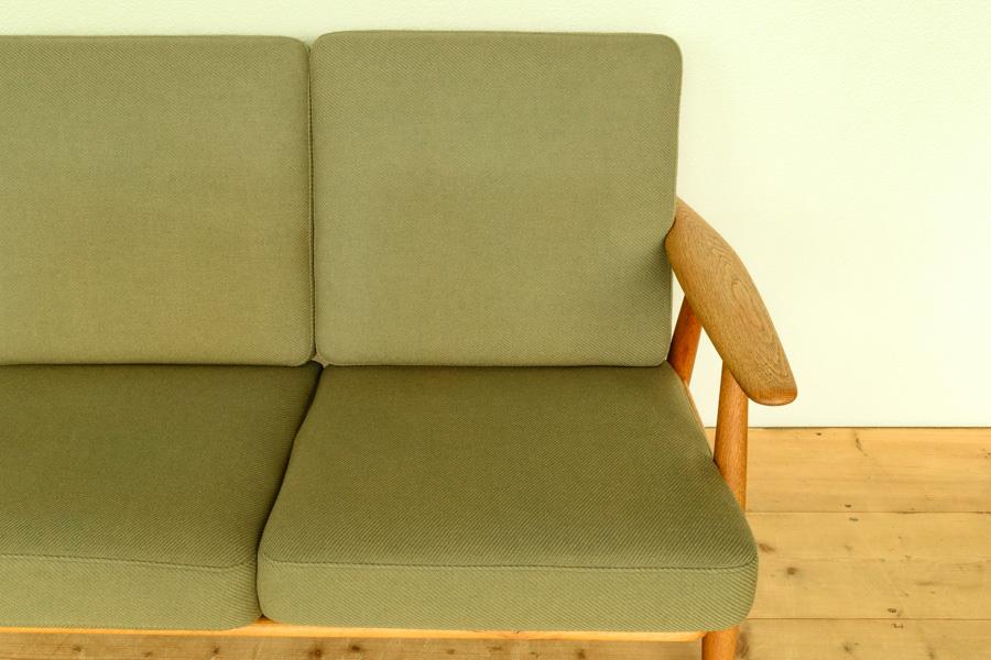 北欧家具 デンマーク ハンス・J・ウェグナー GE290 3シーター