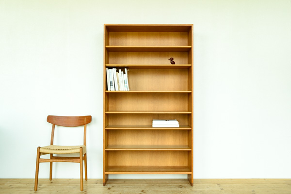 北欧家具 ハンス・J・ウェグナー RY8 ブックシェルフ