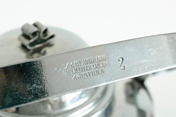 北欧雑貨 O/Y.F.L.WIHURIN ケトル フィンランド