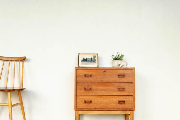 北欧家具 デンマーク エリック・バック ダイニングチェア