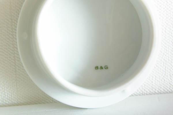 北欧食器 デンマーク B&G 653 ティーポット