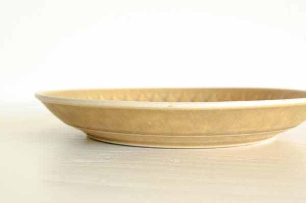 北欧食器 デンマーク KRONJYDEN Jens.H.Quistgaard Relief プレート