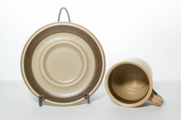 北欧食器 フィンランド アラビア tunturi カップ&ソーサー