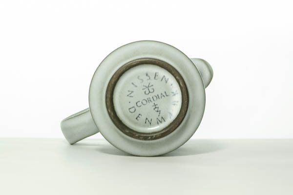 北欧雑貨 デンマーク イェンス・H・クイストゴー コーディアル クリーマー
