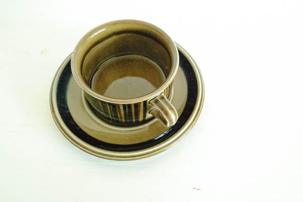 北欧雑貨 フィンランド ARABIA アラビア Kosmos コスモス カップ&ソーサー
