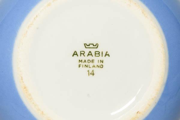 北欧食器 フィンランド ARABIA アラビア ボウル