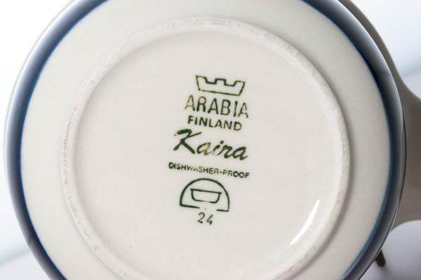 北欧雑貨 フィンランド ARABIA アラビア キャセロール kaira