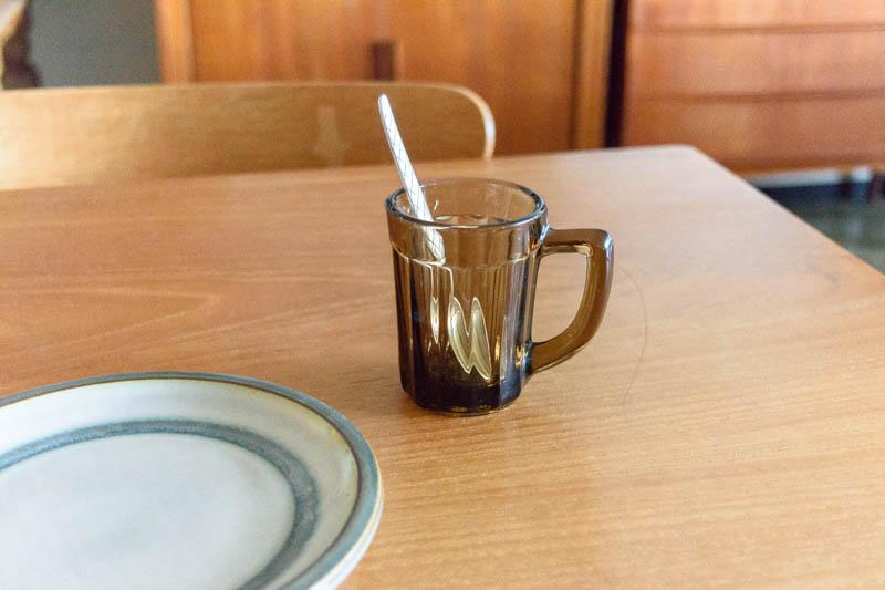 北欧雑貨 デンマーク vintage glass