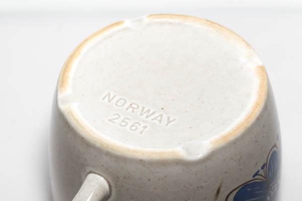 北欧食器 Norway Stavangerflint Florry カップ&ソーサー
