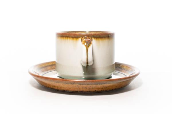北欧食器 デンマーク デシレ ディスコス カップ&ソーサー