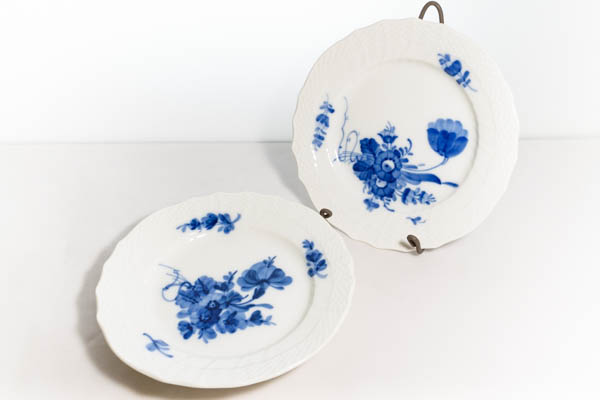 北欧食器 デンマーク ロイヤルコペンハーゲン Blue Flower プレート