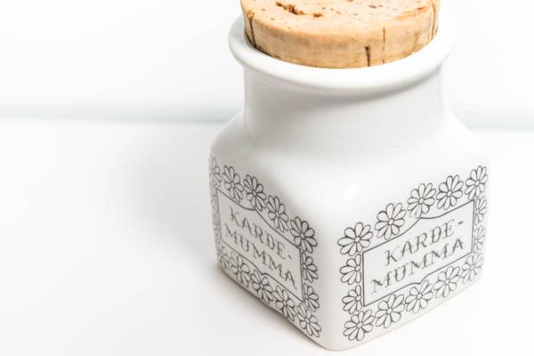 北欧雑貨 フィンランド ARABIA アラビア ビンテージ esteri tomula ulla procope spice jar カルダモン