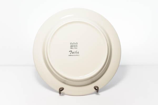北欧食器 Finland ARABIA Taika Ulla Procope Inkeri Seppala プレート